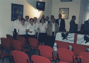 13-08-2010 coro del circolo al presidio militare di Treviso01a