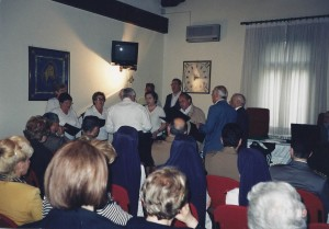13-08-2010 coro del circolo al presidio militare di Treviso02a