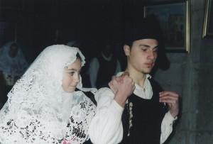 20-02-2004 gruppo folk di Osilo e coro alpiniPreganziol02a