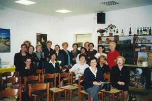 2002 festa della donna al Circolo Amicizia Sarda di Treviso01