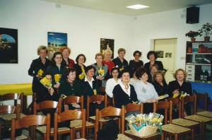 2002 festa della donna al Circolo Amicizia Sarda di Treviso02