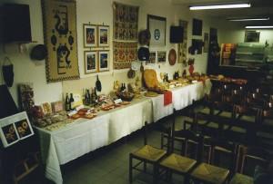 Treviso Mostra Espositiva di artigianato sardo presso la sede dell' Associazione Amicizia Sarda nella Marca Trevigiana in Vicolo Gaspare Gozzi 17
