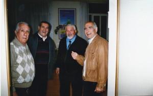Aprile 2007 prove del coro Amicizia Sarda presso il Circolo01
