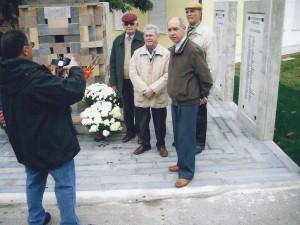Meolo (VE) 4 Novembre 2008 inaugurazione monumento ai caduti01b