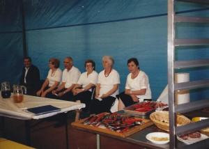 Mignagola (TV) 27-03-2007 festa dell'anziano coro del circolo02