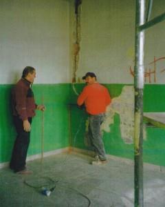 Treviso 2001 ristrutturazione sede del Circolo 05