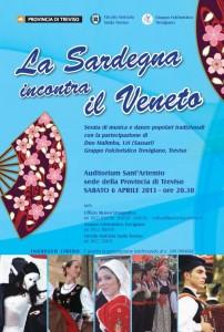 La Sardegna incontra il Veneto