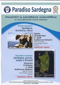 Paradiso Sardegna - Attività culturali circolo amicizia sarda Treviso