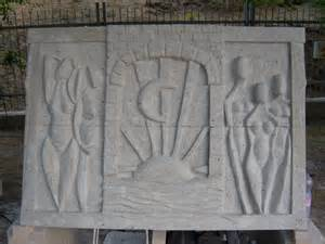scultura dei passati simposi