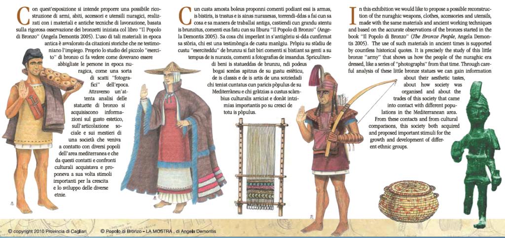 Il popolo di bronzo. circolosarditreviso.it