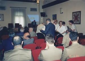 13-08-2010 coro del circolo al presidio militare di Treviso02b
