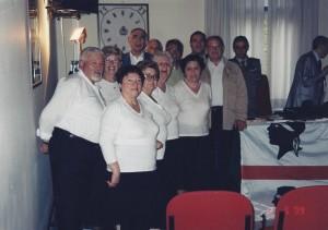 13-08-2009 coro del circolo al presidio militare di Treviso01