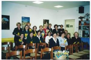 2002- 01 festa della donna al Circolo Amicizia Sarda di Treviso