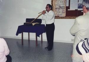 25 Ottobre 2008 serata musicale tra launeddas e fisarmonica 01a