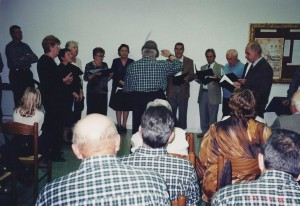 25 Ottobre 2008 serata musicale tra launeddas e fisarmonica 02b