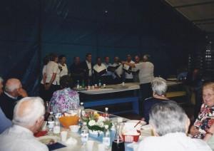 Mignagola (TV) 27-03-2007 festa dell'anziano coro del circolo01b