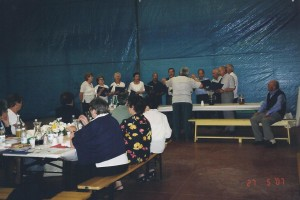 Mignagola (TV) 27-03-2007 festa dell'anziano coro del circolo02a