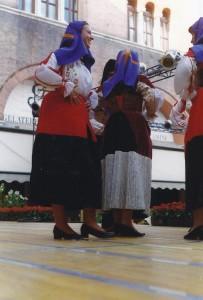 luglio 1999 Treviso gruppo folk di Usini (SS)03