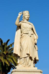 Monumento a Eleonora d'Arborea a Oristano