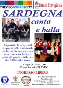 Sardegna canta e balla